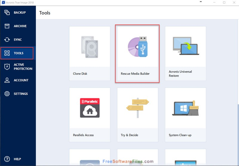 Acronis True Image 2018 Full Version Free Download – SS