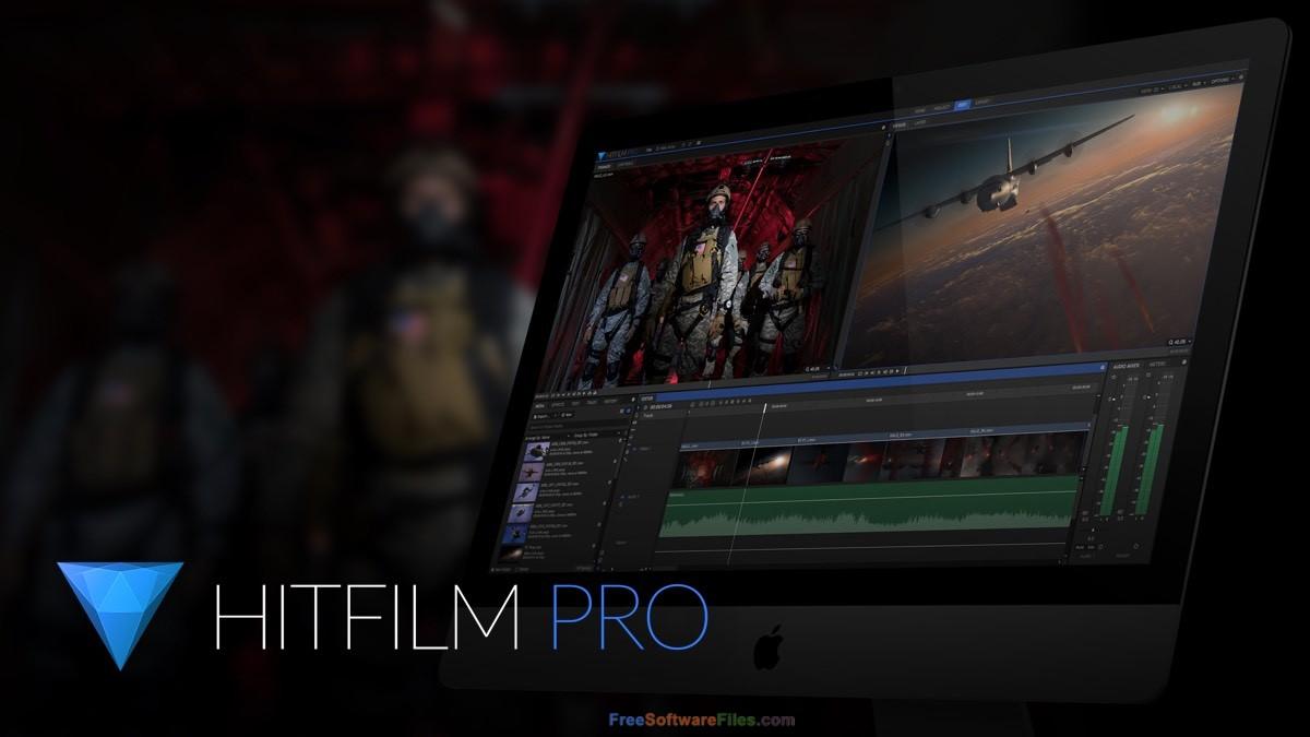 HitFilm 7.1 Pro 2018 Direct Link Download