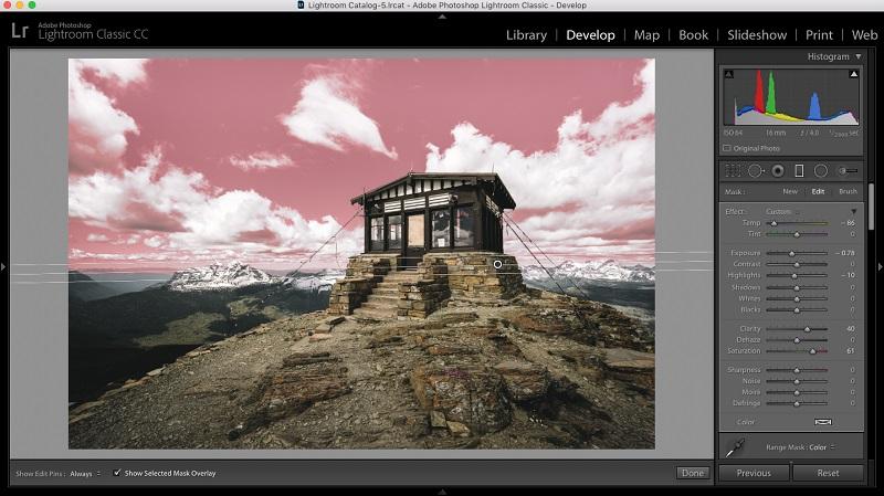 Portable Adobe Photoshop Lightroom Classic CC 2018 Direct Link Download
