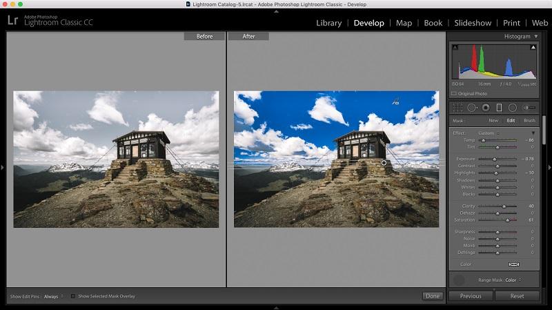 Portable Adobe Photoshop Lightroom Classic CC 2018 free download full version