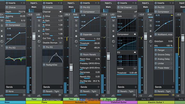 PreSonus Studio One Professional 3.5 Latest Version Download