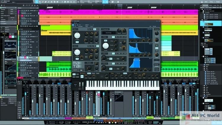 PreSonus Studio One Professional 3.5 Offline Installer Download