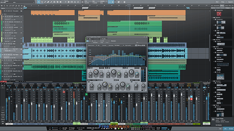 PreSonus Studio One Professional 3.5 free download full version