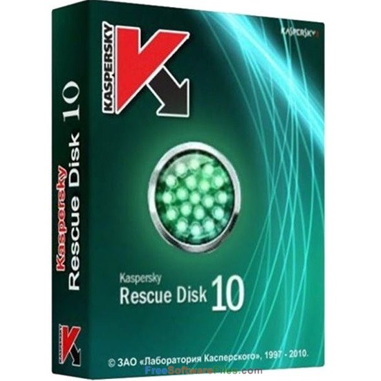 Kaspersky Rescue Disk Review