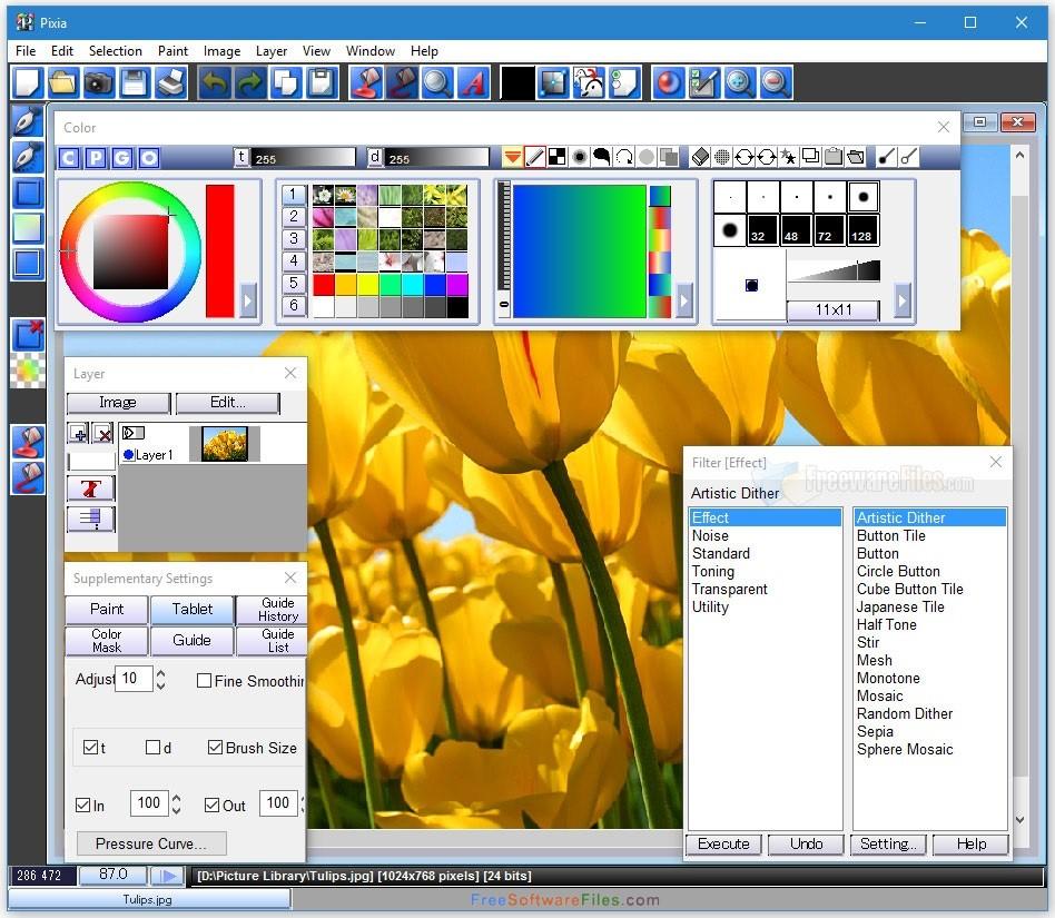 Pixia 6.03we x86 6.0.4se x64 free download full version