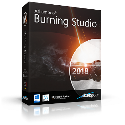 Ashampoo Burning Studio 2018 Free Download