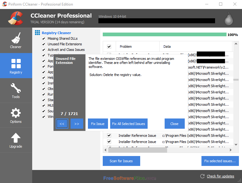 CCleaner 5.43.6522 Free Download for Windows PC