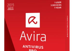 Avira Antivirus Pro 2015 Free Download
