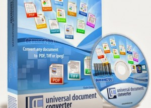 Universal Document Converter Free Download