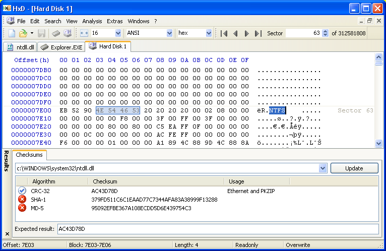 Download Free HxD Hex Editor Latest Version