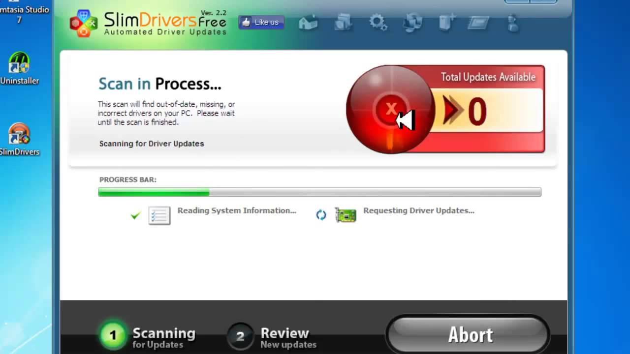 Free SlimDrivers Download