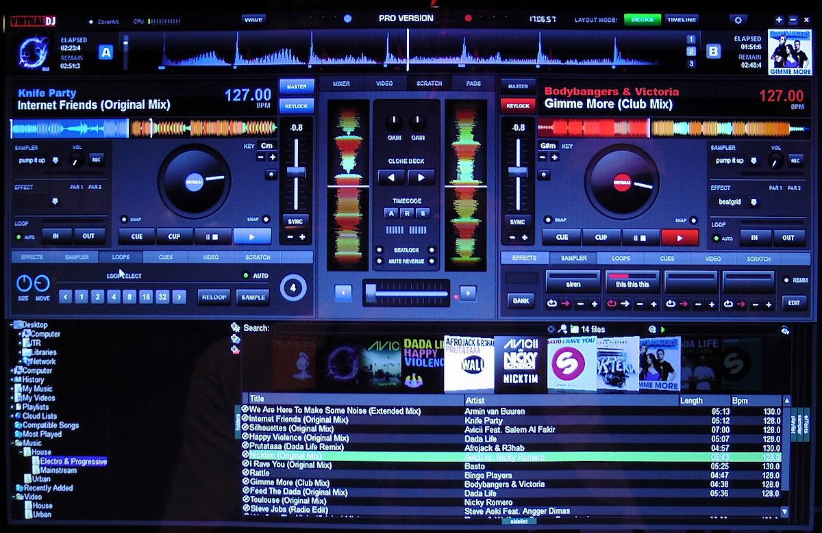 Virtual DJ 8 Features