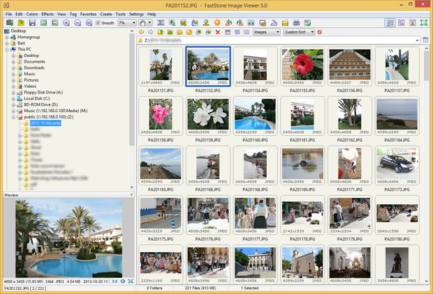 Download Free FastStone Image Viewer