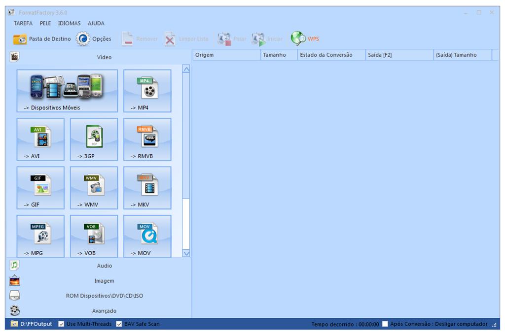 format factory full version offline installer