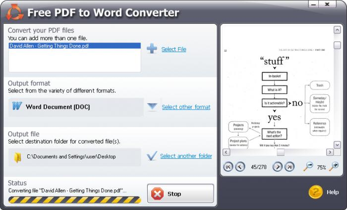 free pdf to word converter online for large files