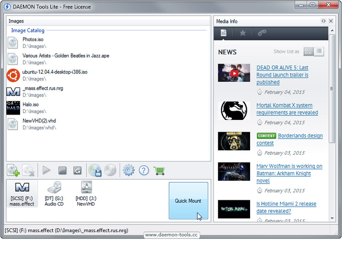 Daemon Tools Lite Latest Version Free Download