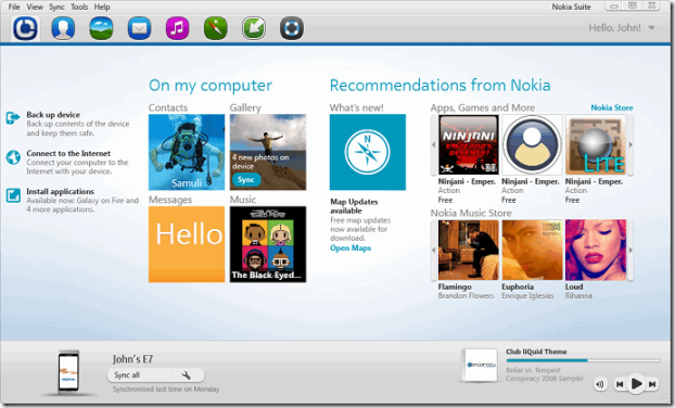 Free Download Nokia PC Suite