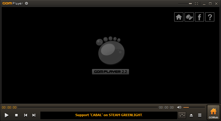 GOM Media Player Latest Version Free Download