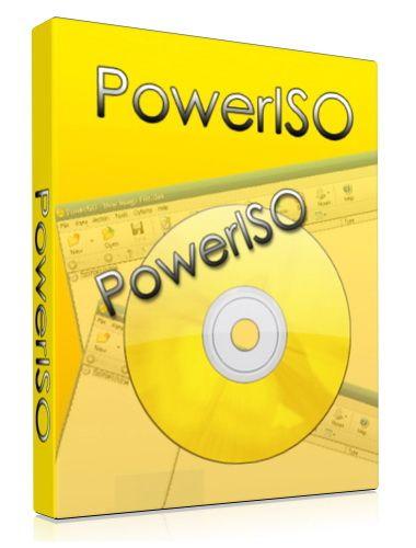 PowerISO Free Download
