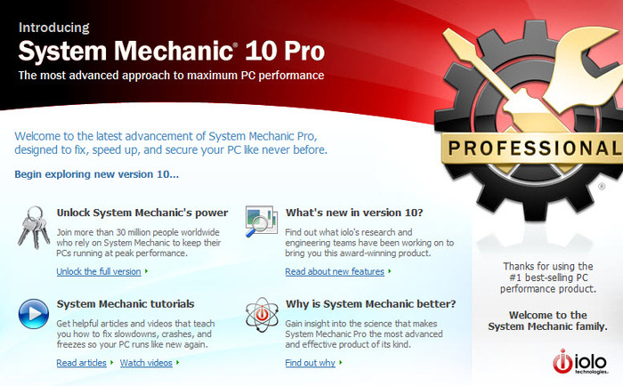 System Mechanic Latest Version Free Download