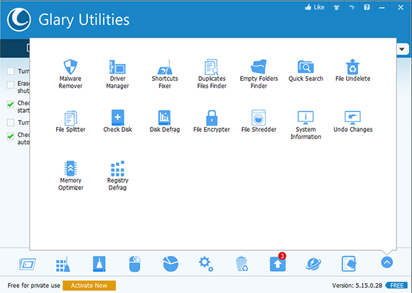 Glary Utilities Latest Version Free