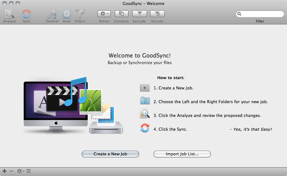 GoodSync Latest Version Free Download