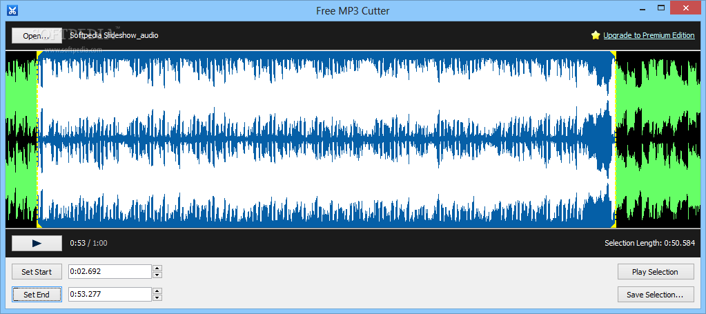 Best MP3 Cutter Software