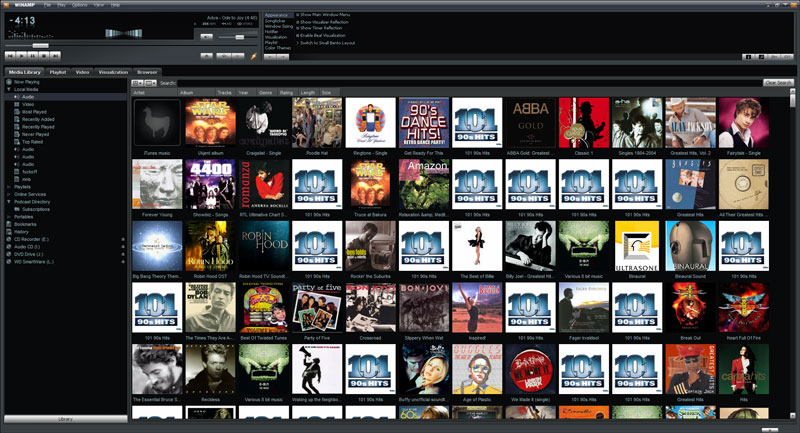 Download Free Winamp