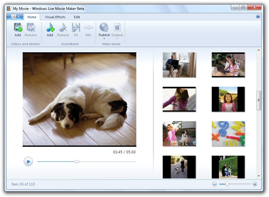 Windows Live Movie Maker Latest Version Free