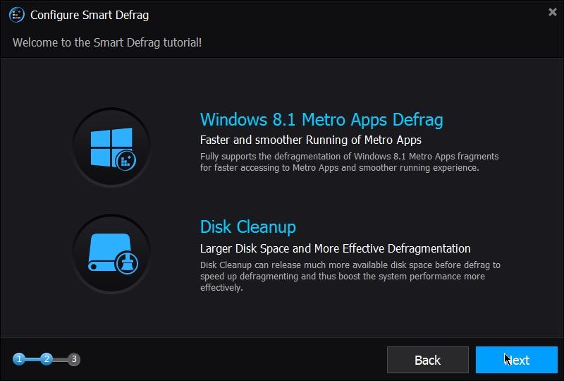 Smart Defrag Free