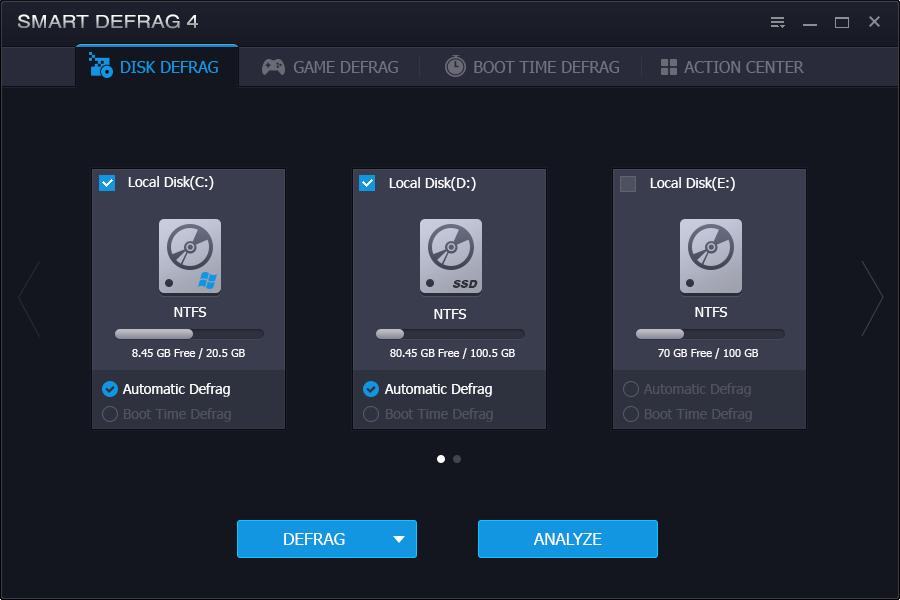 Smart Defrag Latest Version Free Download