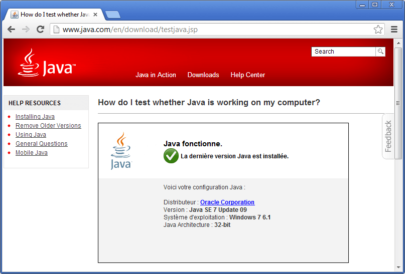 How i installed java on windows 7 (32-bit) youtube.
