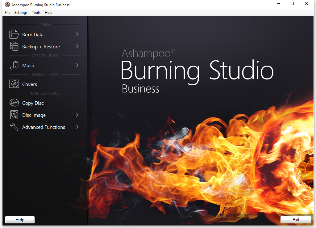 Ashampoo Burning Studio Download Free