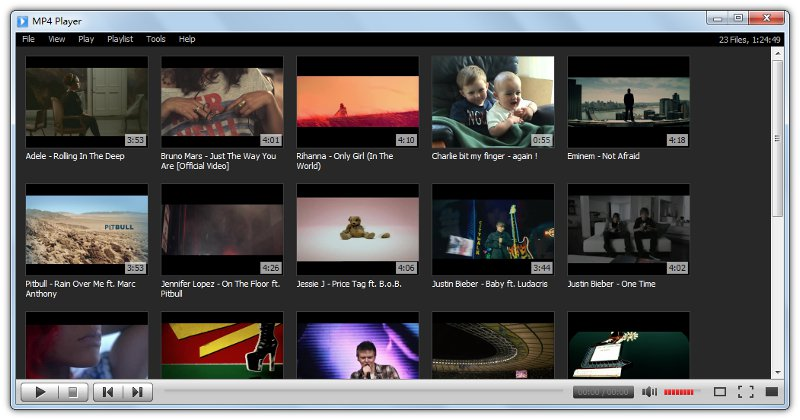 Download Free MP4 Player
