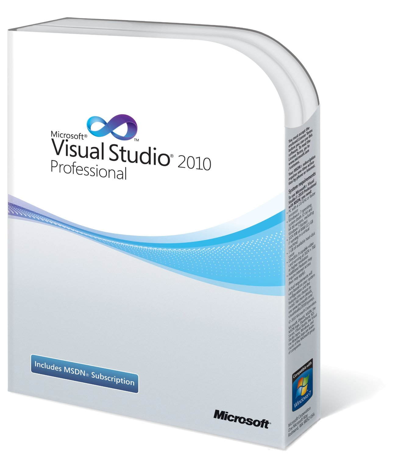 Microsoft Visual Studio 2010 Professional Free Download