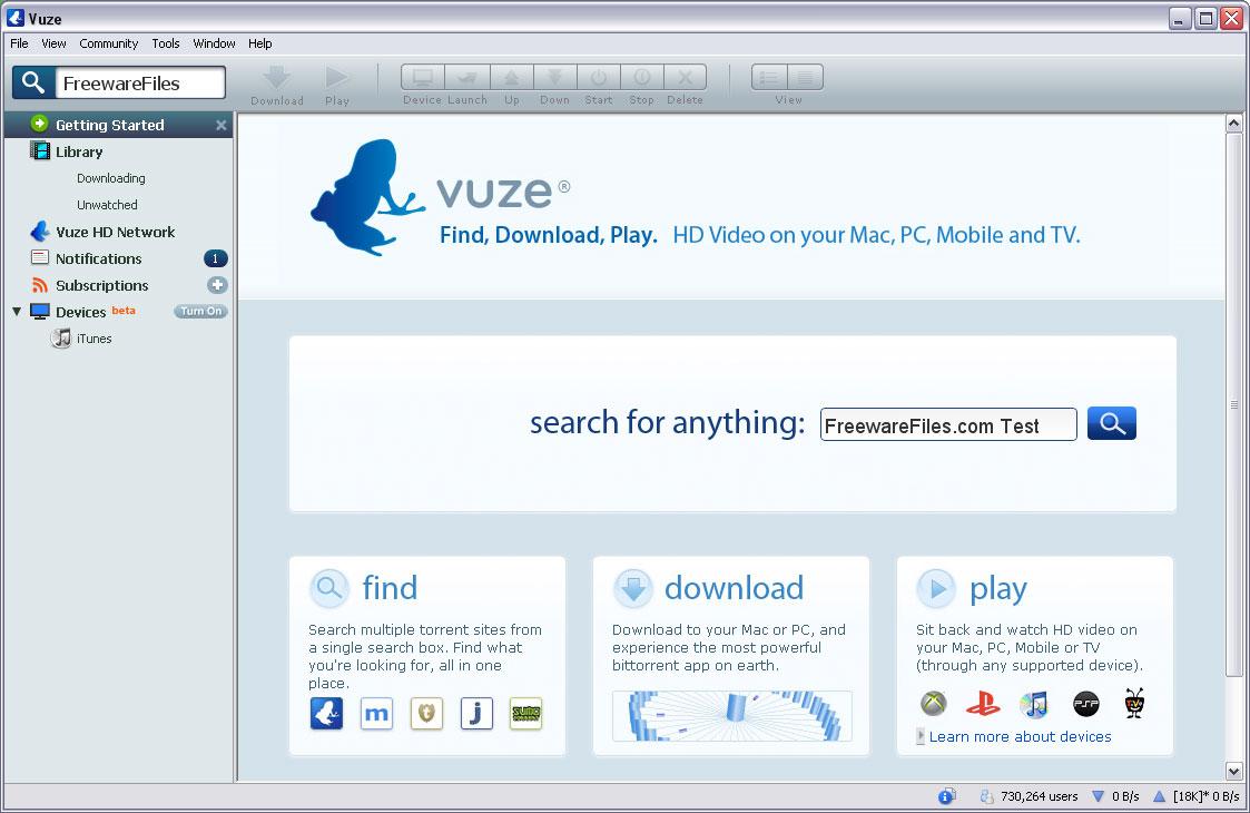 Vuze Free