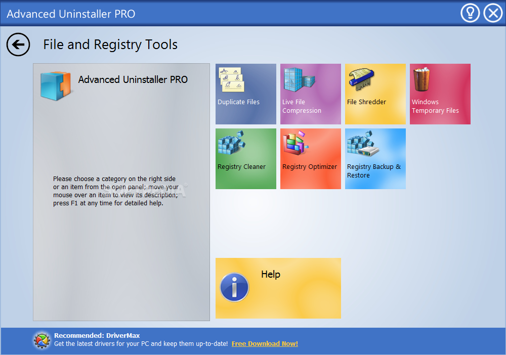Advanced Uninstaller PRO 12.00 free download