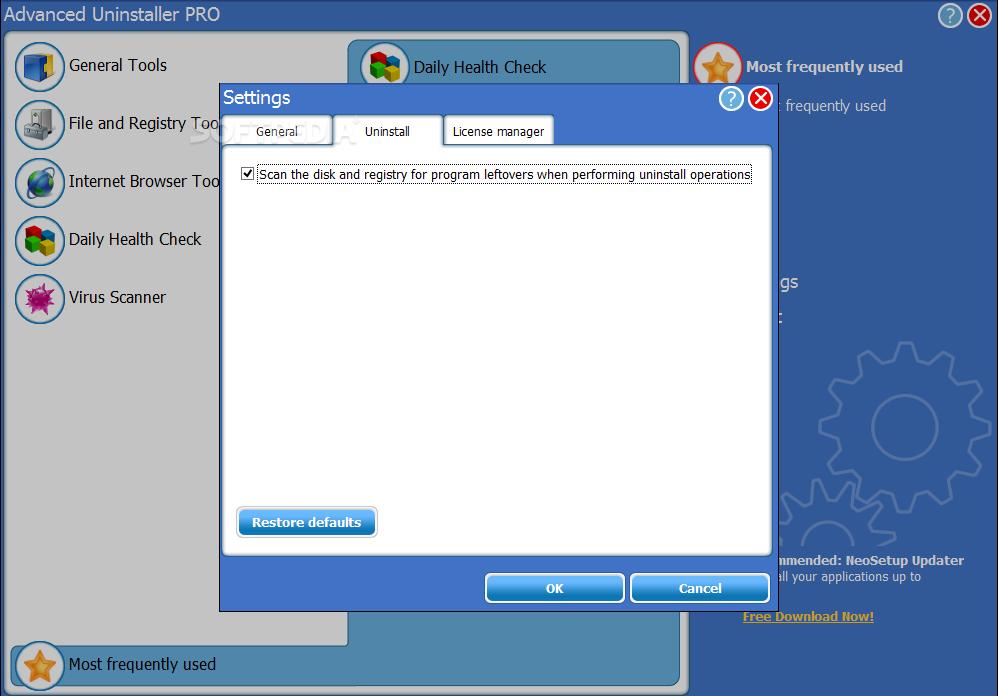 Advanced Uninstaller PRO Offline Installer Best Features