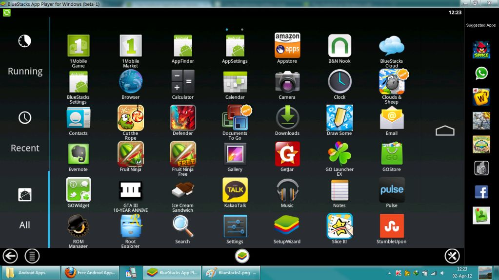 free download android app player for windows 7