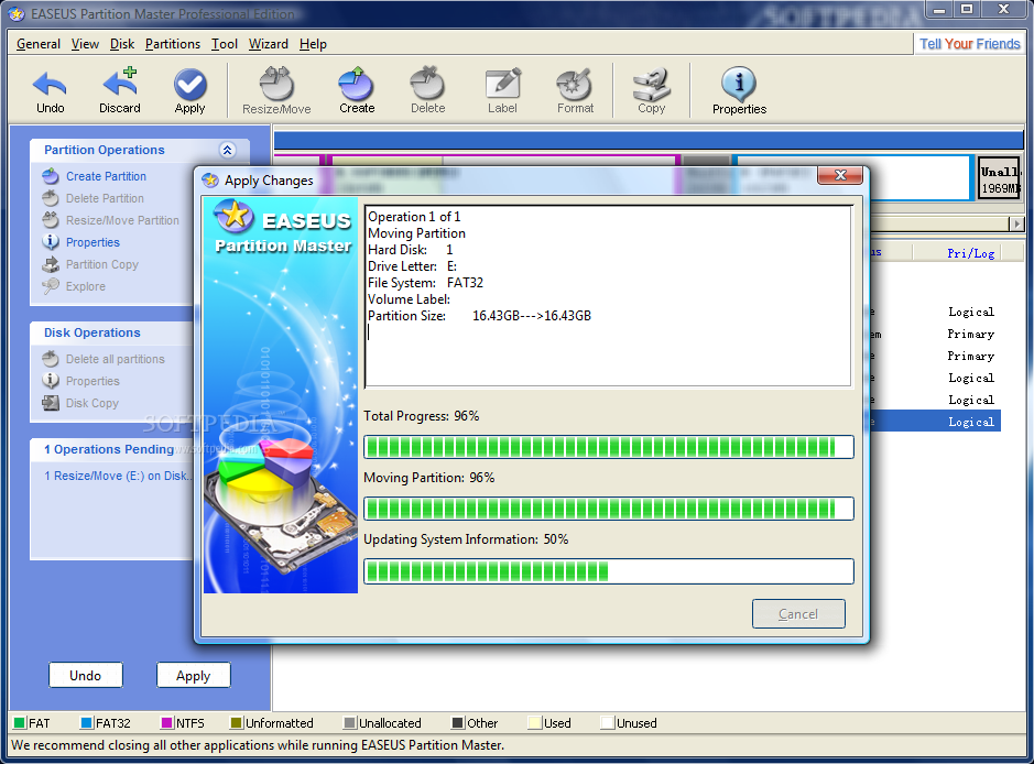 download easus partition master