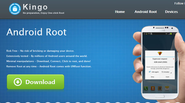kingo android root download for pc