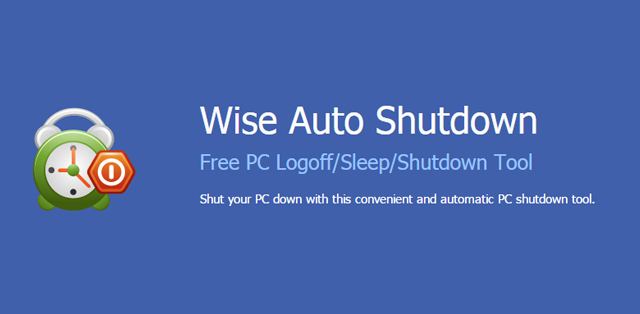 wise auto shutdown offline installer