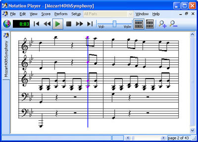Notation Player Free Download