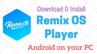 remix os player para mac
