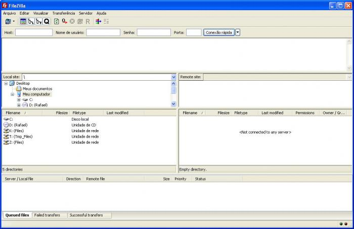 filezilla portable 32bit