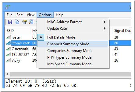 WifiInfoView 2.10 latest version download