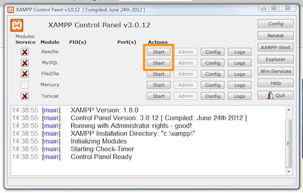 XAMPP 5.6.28-1 Free Download offline installer