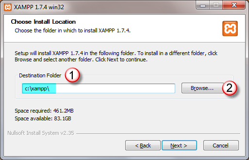 XAMPP 5.6.28-1 Free Download portable