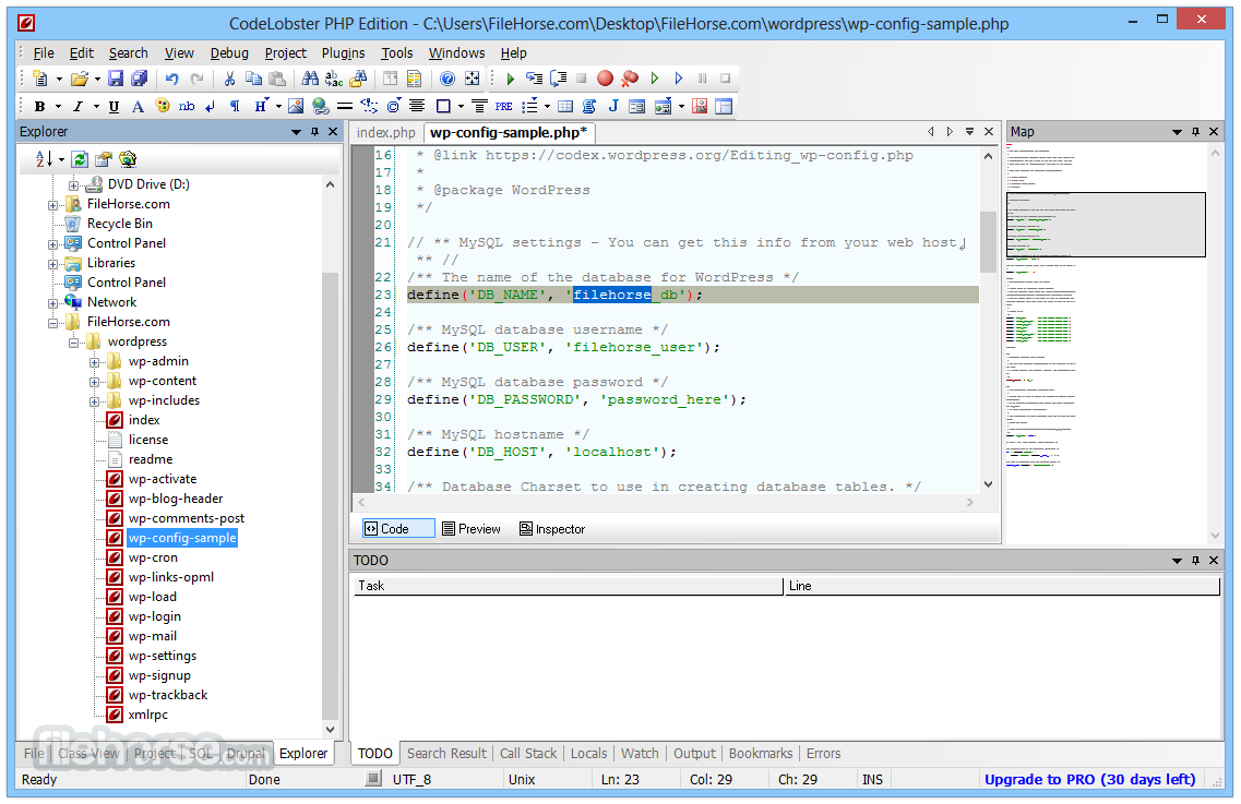 CodeLobster PHP Edition Free Download for pc