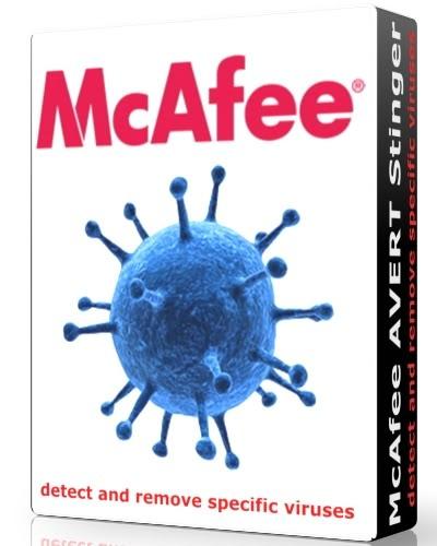 McAfee Stinger 12.1.0.2217 Free Download